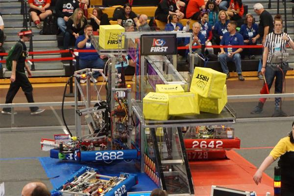 Pitt Robotics Teams Excel
