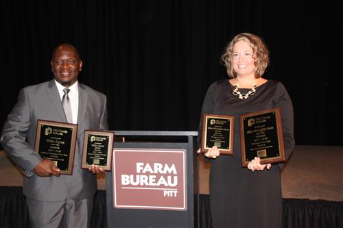 PCS Announces Principal, Assistant Principal of the Year