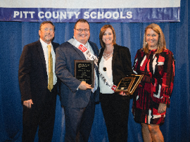 Principal and AP of the Year Announced