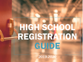 High School Registration Guide 2019-2020