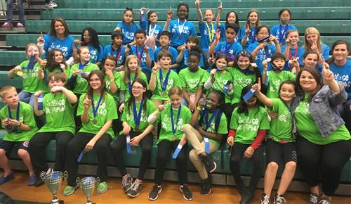 2018 Science Olympiad Team