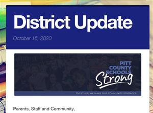 district update oct 16
