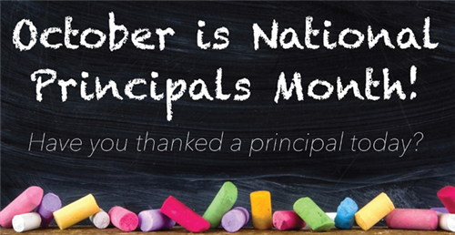 National Principal's Month
