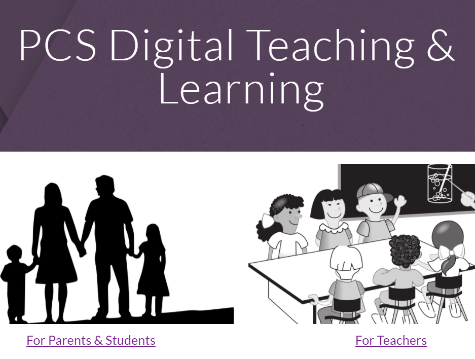 PCS Virtual Learning