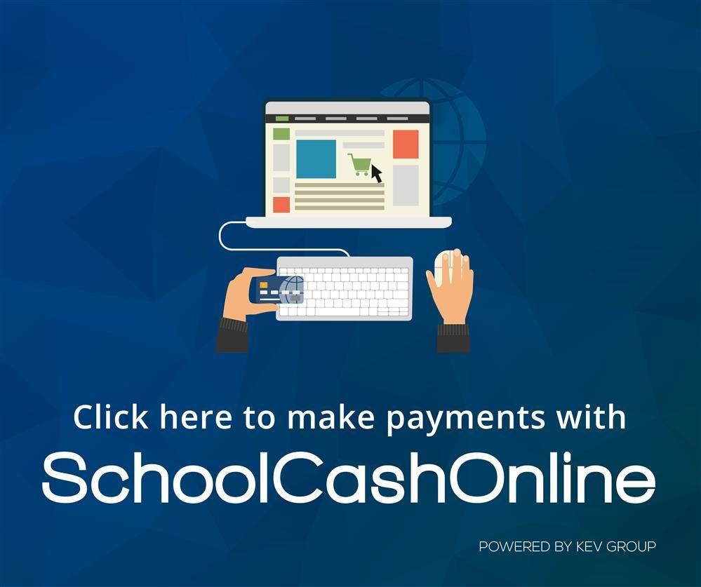Make School Cash Online Payments Here