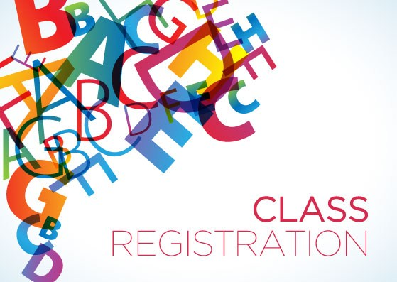 It's Registration Time for next year! View the links below for the current listing of classes available for next year.