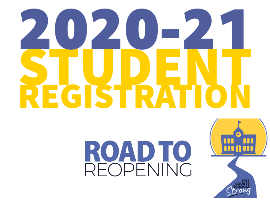 Register Your Student NOW
