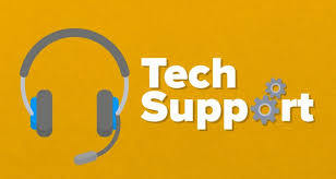 Click here for online Tech Support