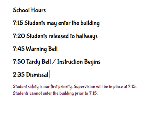 Ridgewood Elementary School / Homepage