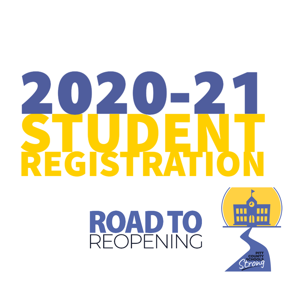 Student Registration for School Fall 2020