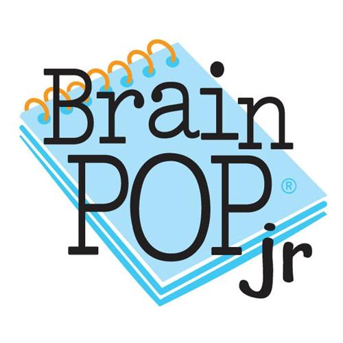 Brain Pop Jr. Logo